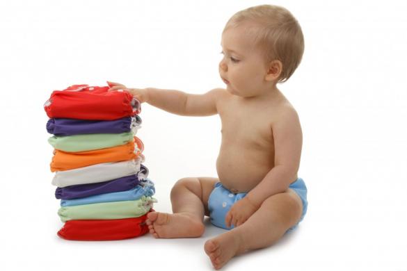 Ребенок и памперсы