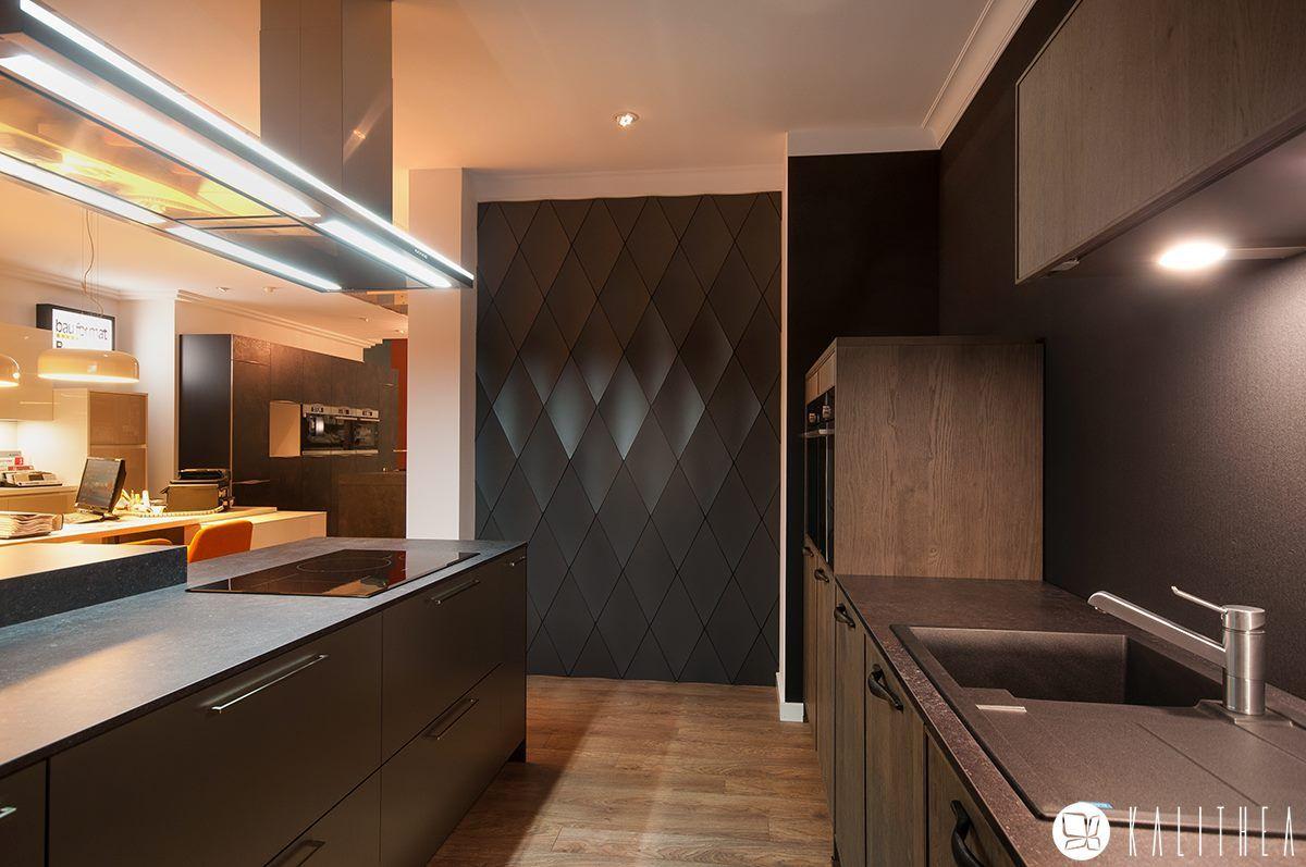 Panel ścienny 3d Diamonds Kitchen Jadalnia Dom I Kuchnia