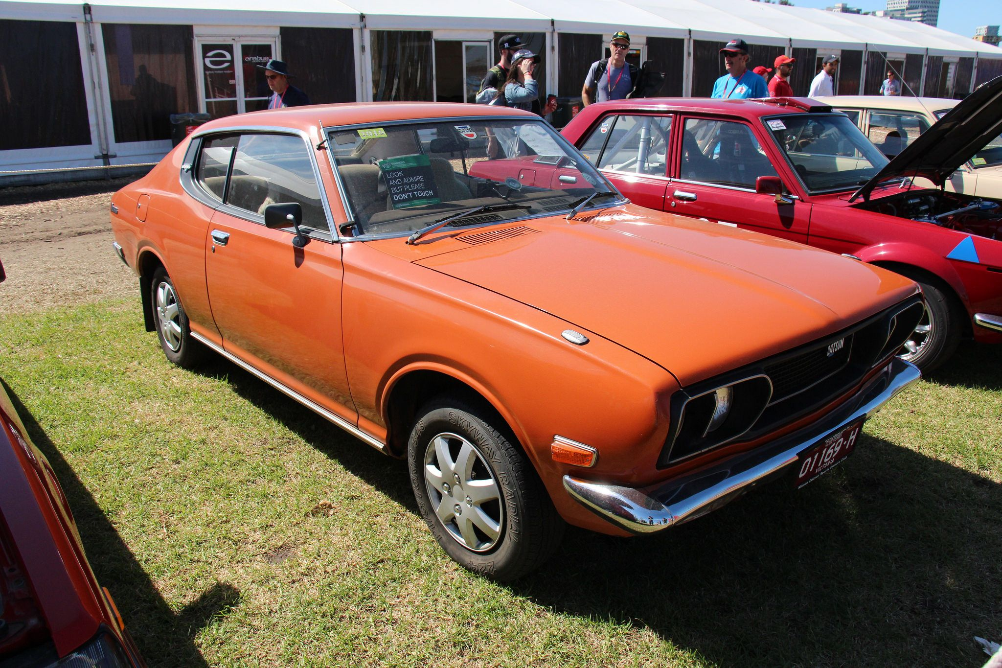 1973 datsun 180b sss coupe the datsun