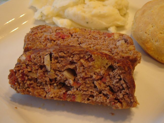 Easy Meatloaf Recipe Good Meatloaf Recipe Recipes Meat Loaf Recipe Easy