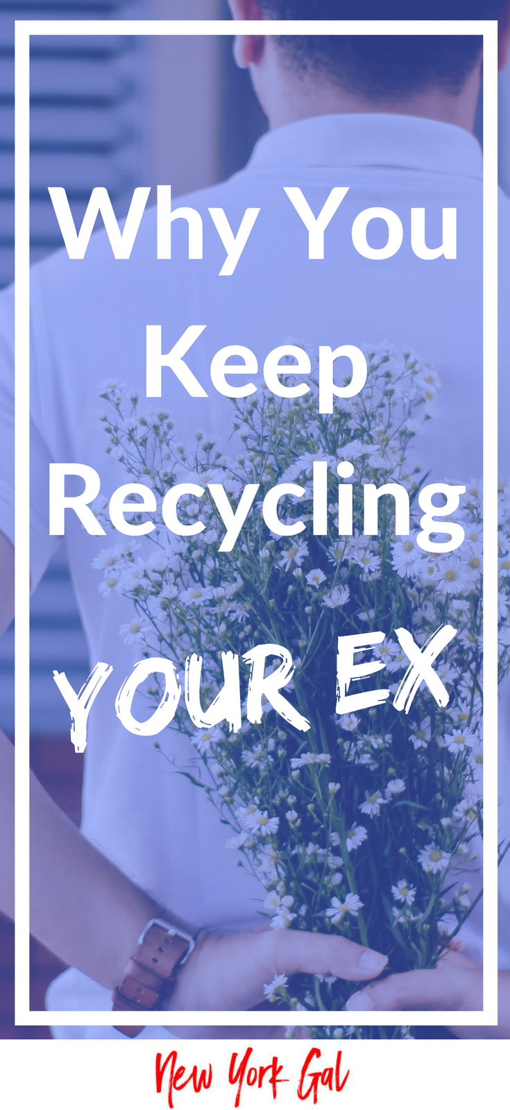 Not so Good for You? Why You Keep Recycling Your Ex (With images) | Relationship quotes, Dating ...
