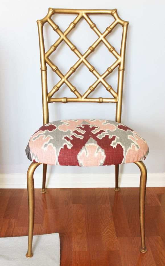 Bamboo canes Could I make this chair