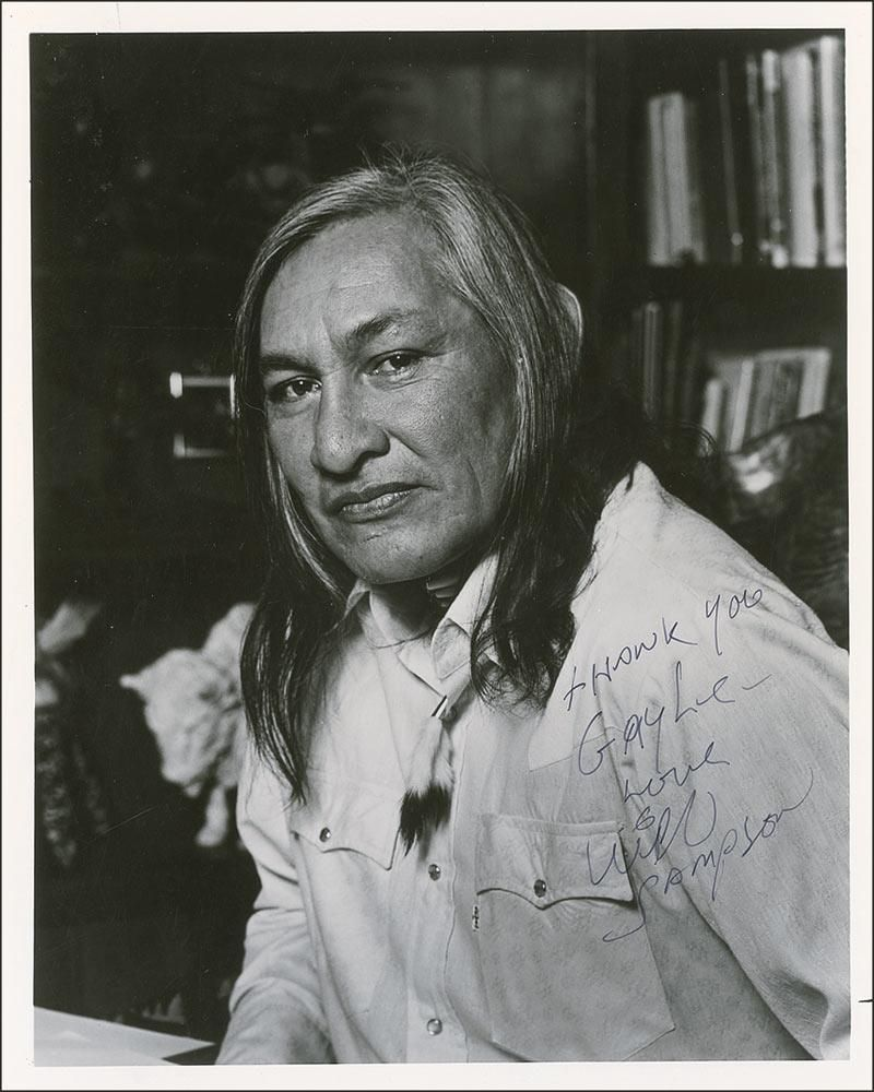 Will Sampson: Biography and Filmography 83