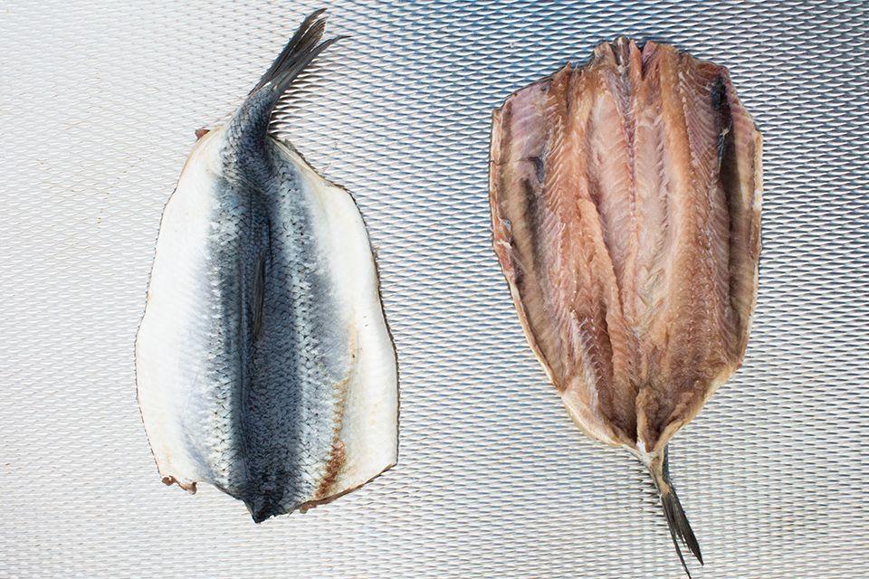 Gegrilde BBQ Bakharing Recept