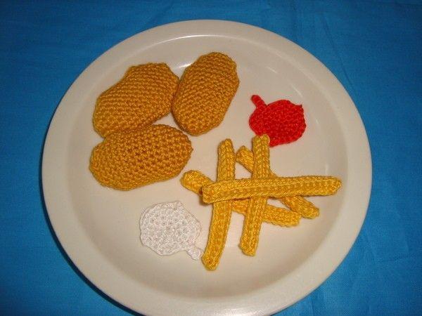 h kelanleitung pommes chicken nuggets mayo ketchup men f r die kinderk che h keln. Black Bedroom Furniture Sets. Home Design Ideas