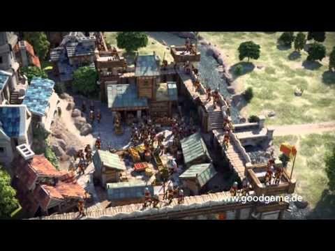 Goodgame Empire Game Trailer Goodagame Empire Tv Werbung Youtube