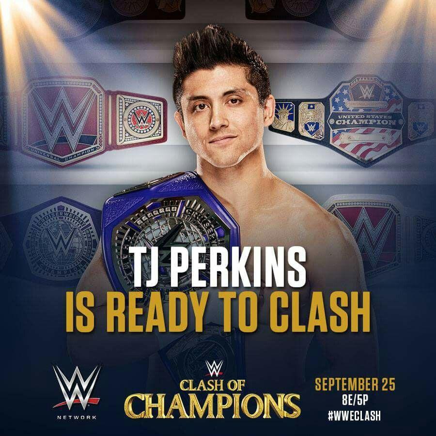 TJ Perkins WWE/CWC | Wiki | Wrestling Amino