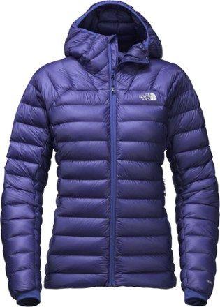 554a91b53 discount code for north face mens down hoodie blue e3567 ffddd