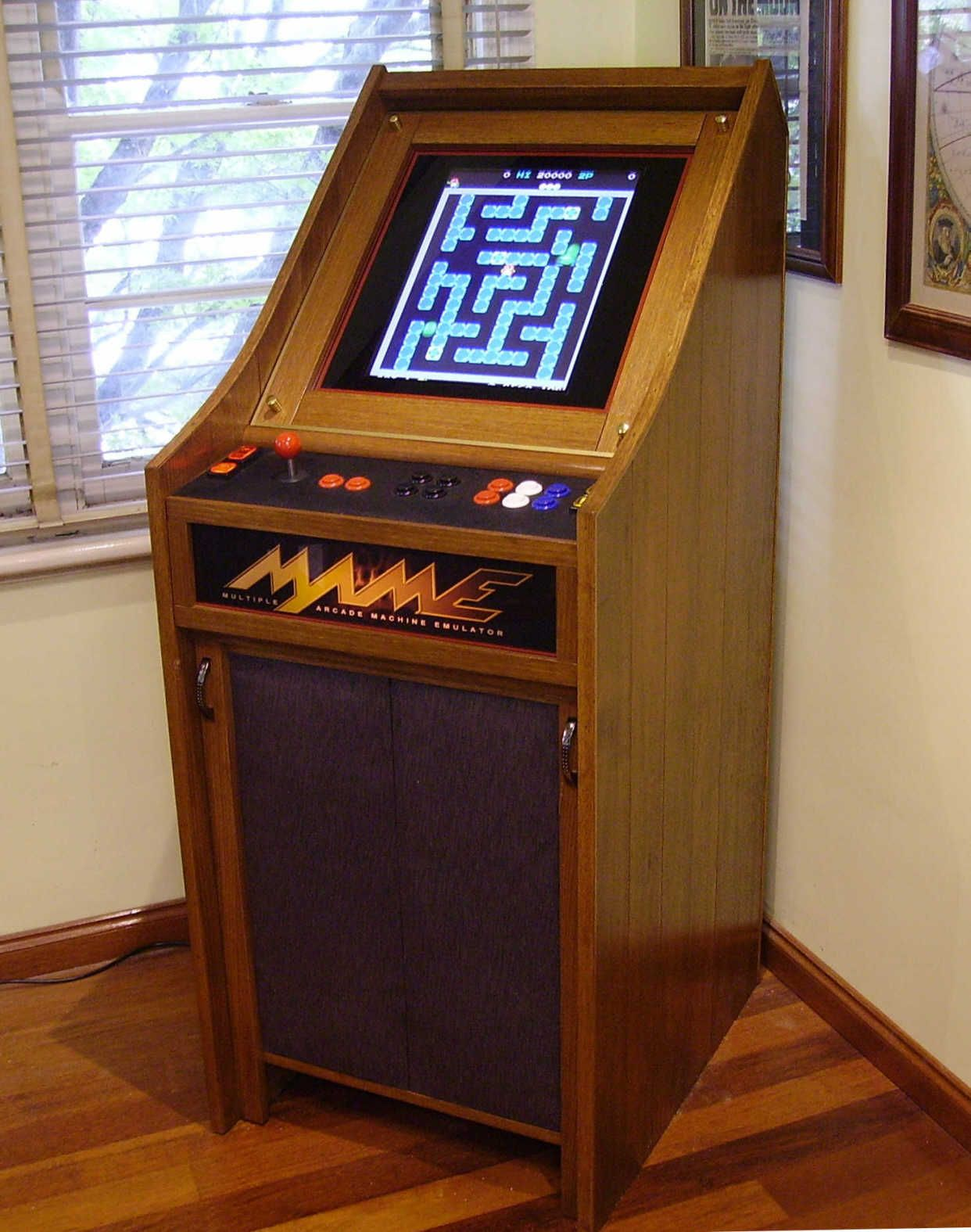 Cocktail Arcade Cabinet Kit Buy A Beautiful Modern Arcade Cabinet For Your Living Room