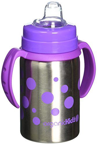 Price Tracking For Organickidz Baby Grows Up Stainless Steel Bottle Set Lavender Dots 9 Ounce 731 Price History Chart And Drop Alerts For Amazon Manythin Baby Bottles Stainless Steel Bottle Bottle