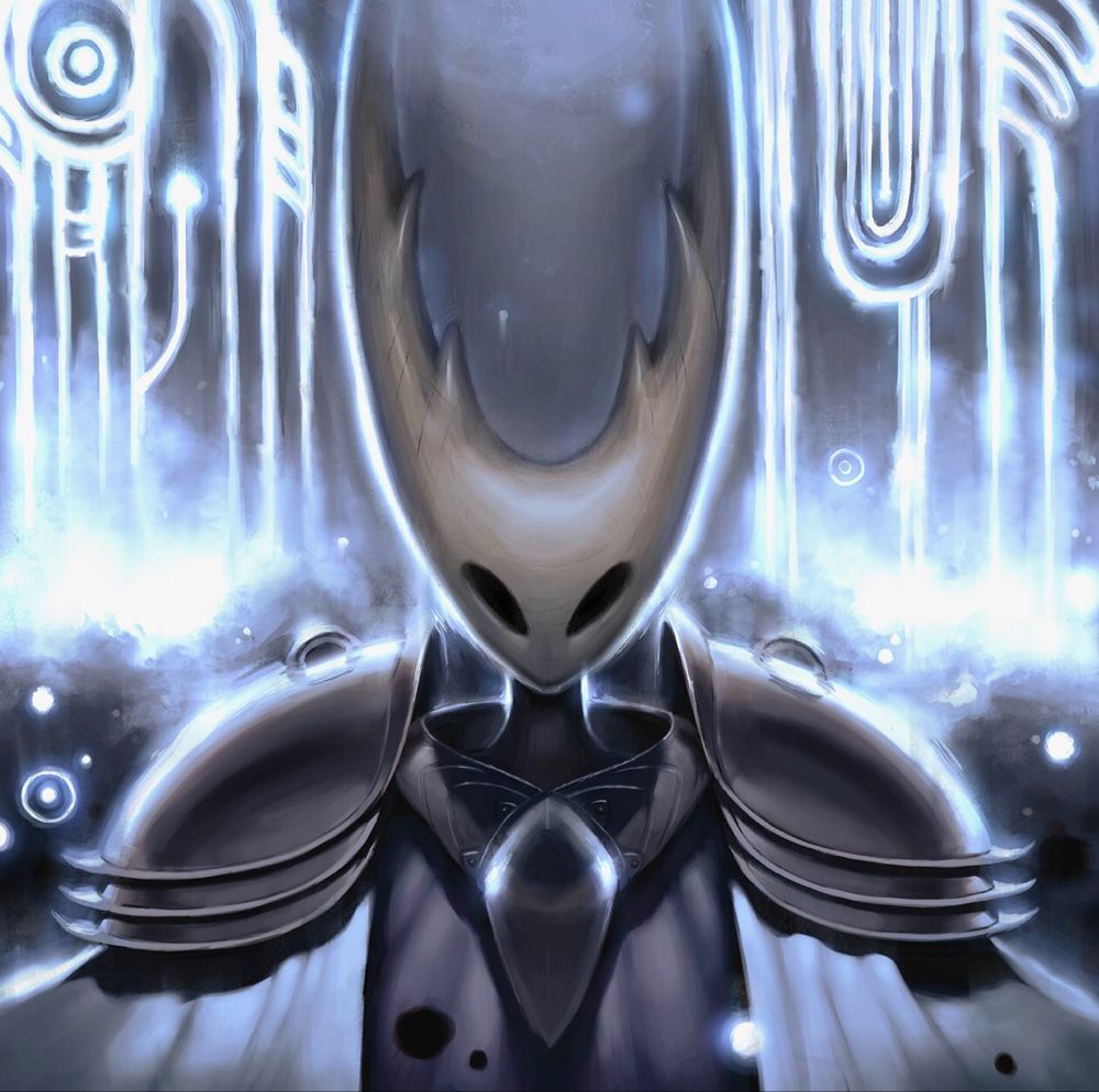 Pin By Autumn Wilson On Hollow Knight Knight Mystical Creatures