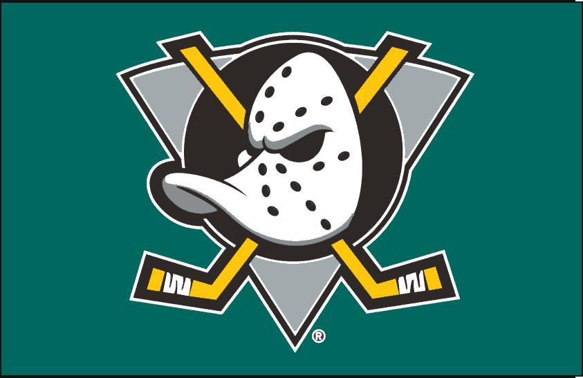 Mighty Ducks Of Anaheim Jersey Logo Anaheim Ducks Hockey Logos Anaheim Ducks Hockey
