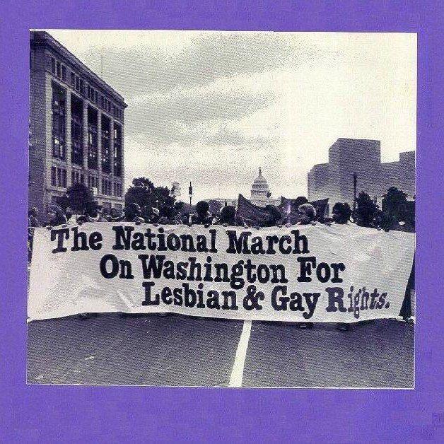 Gay rights march october