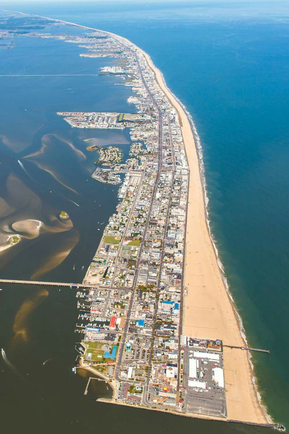Ocean City - View From The Sky