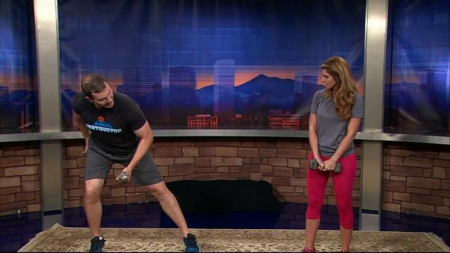 Workout Wednesday: Fresh fitness