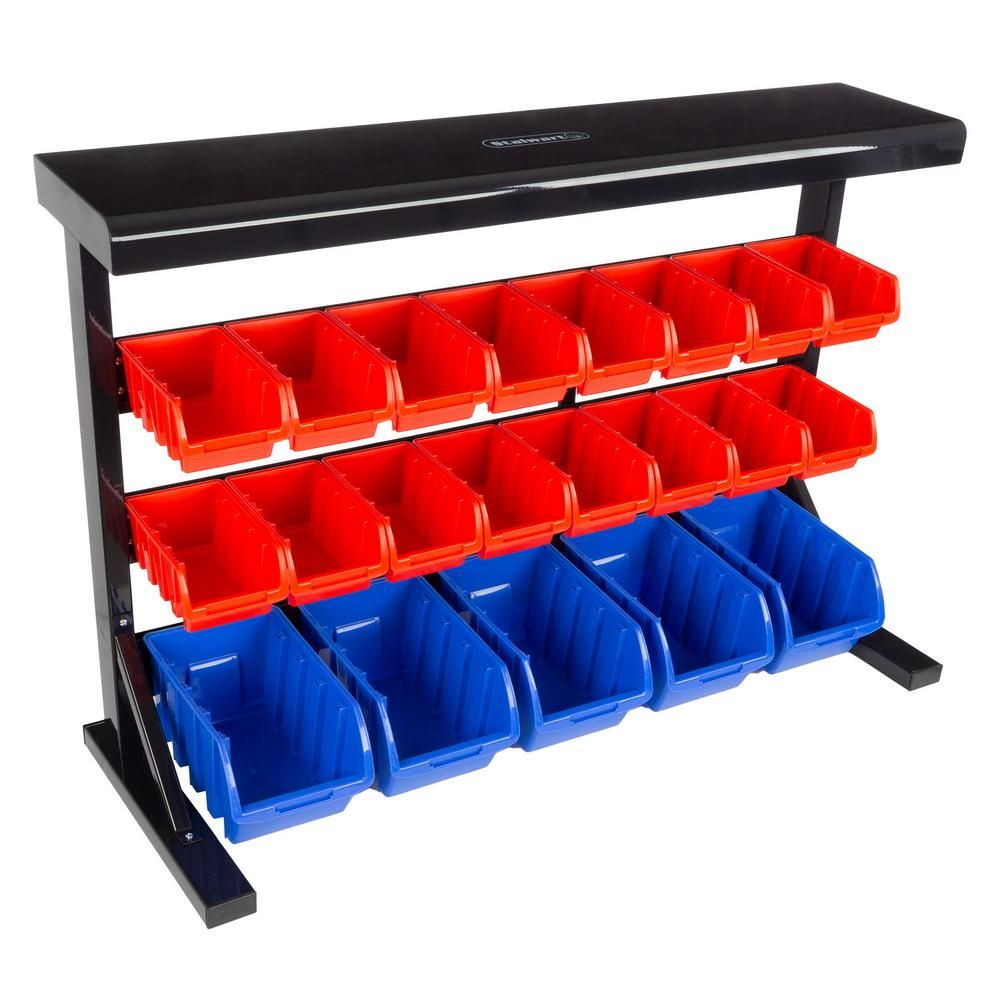 SET OF 2 TOOL SCREW NAIL NUT CRAFT FISHING STORAGE COMPARTMENT BOX ORGANISER 42A