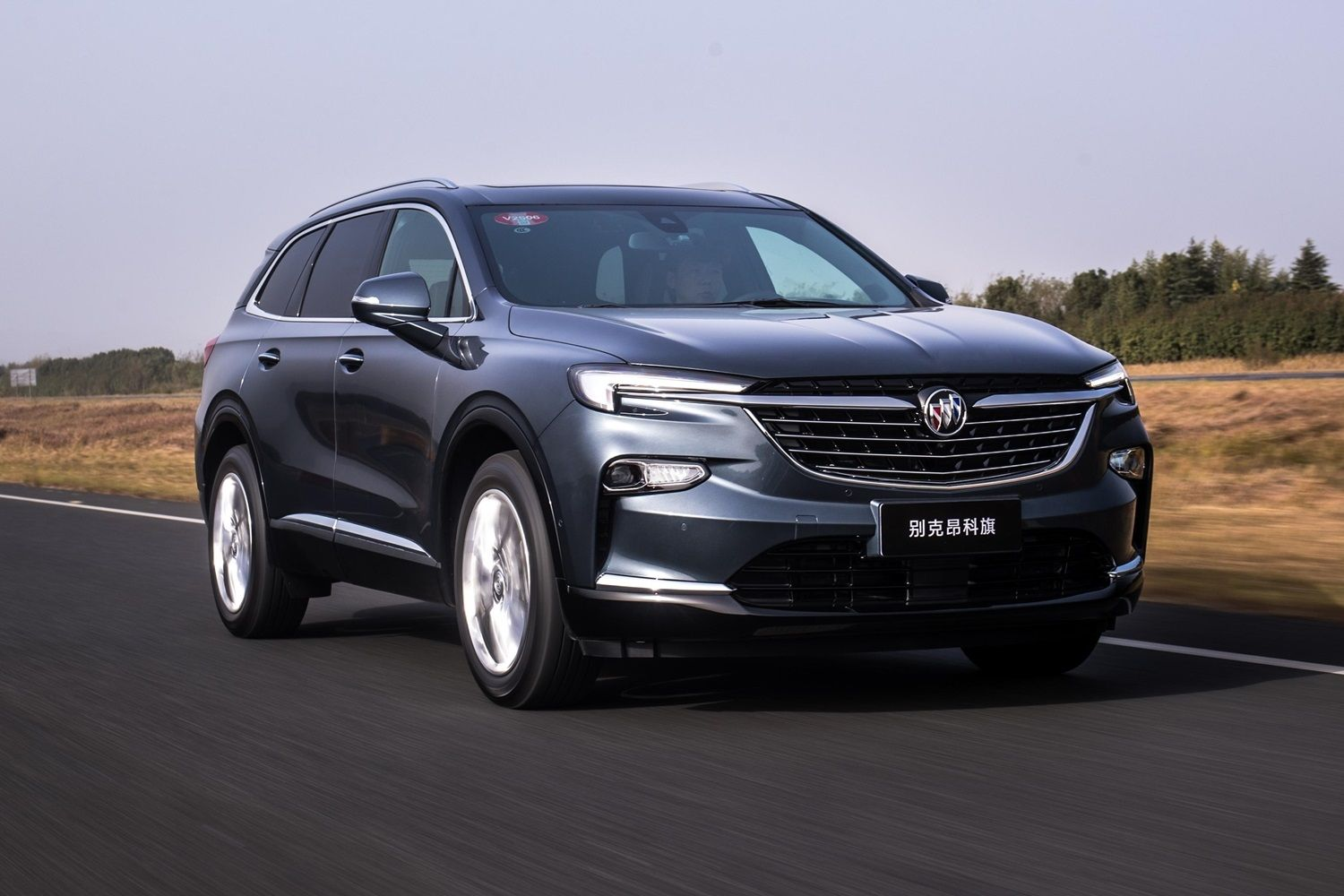 2021 Buick Enclave Gets New Entry Level Trim In China Buick Enclave Buick Enclave