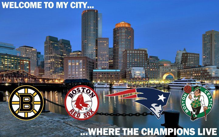 This Is Our City Boston Sports Boston Skyline Boston Wallpaper Most Beautiful Cities