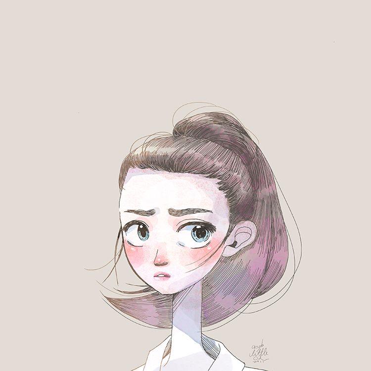Little Oil Photo Art Illustration Art Illustration