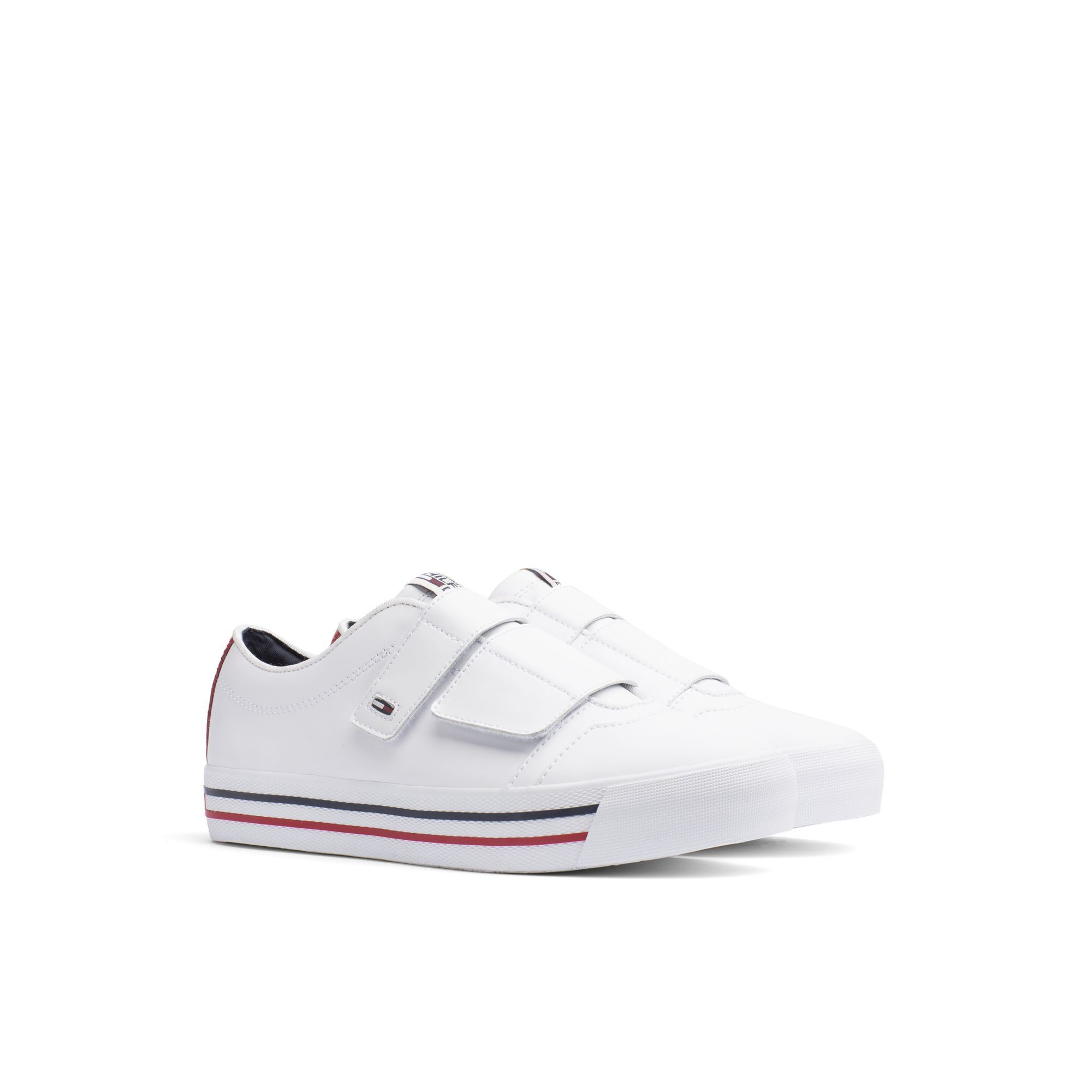 580b4cd115da TOMMY HILFIGER VELCRO SNEAKER - WHITE.  tommyhilfiger  shoes ...