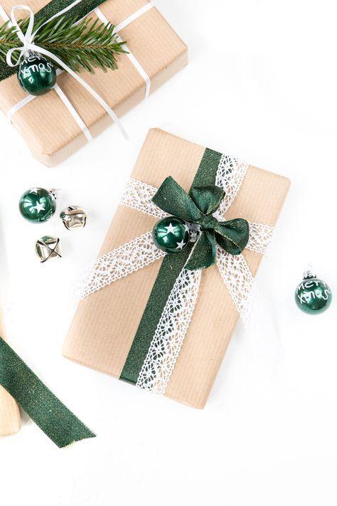 Gift Wrapping & Adventskalender-Türchen Nr. 21  Geschenke