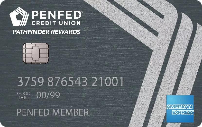 Penfed Introduces No Fee Pathfinder Rewards Amex Credit Card Design Travel Rewards Credit Cards Rewards Credit Cards