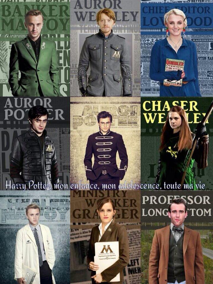 Plus Tard Harry Potter Feels Harry Potter Artwork Rowling Harry Potter
