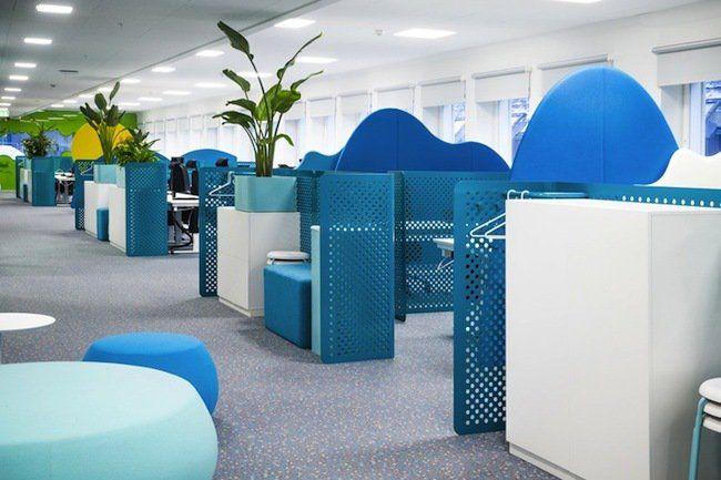 oficinas con palets - Buscar con Google