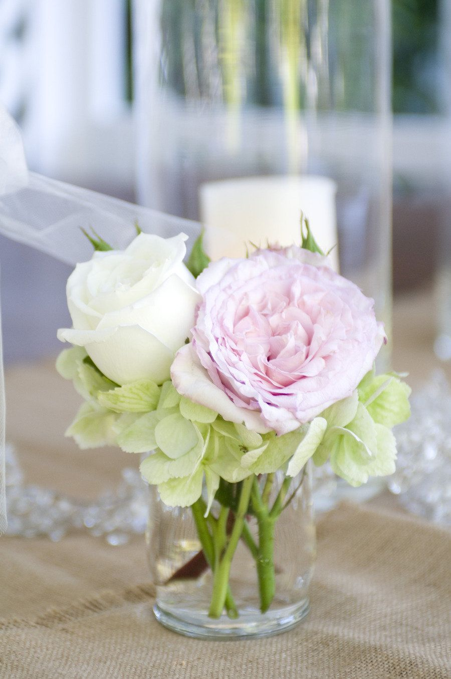 Backyard danville wedding from angie silvy photography in