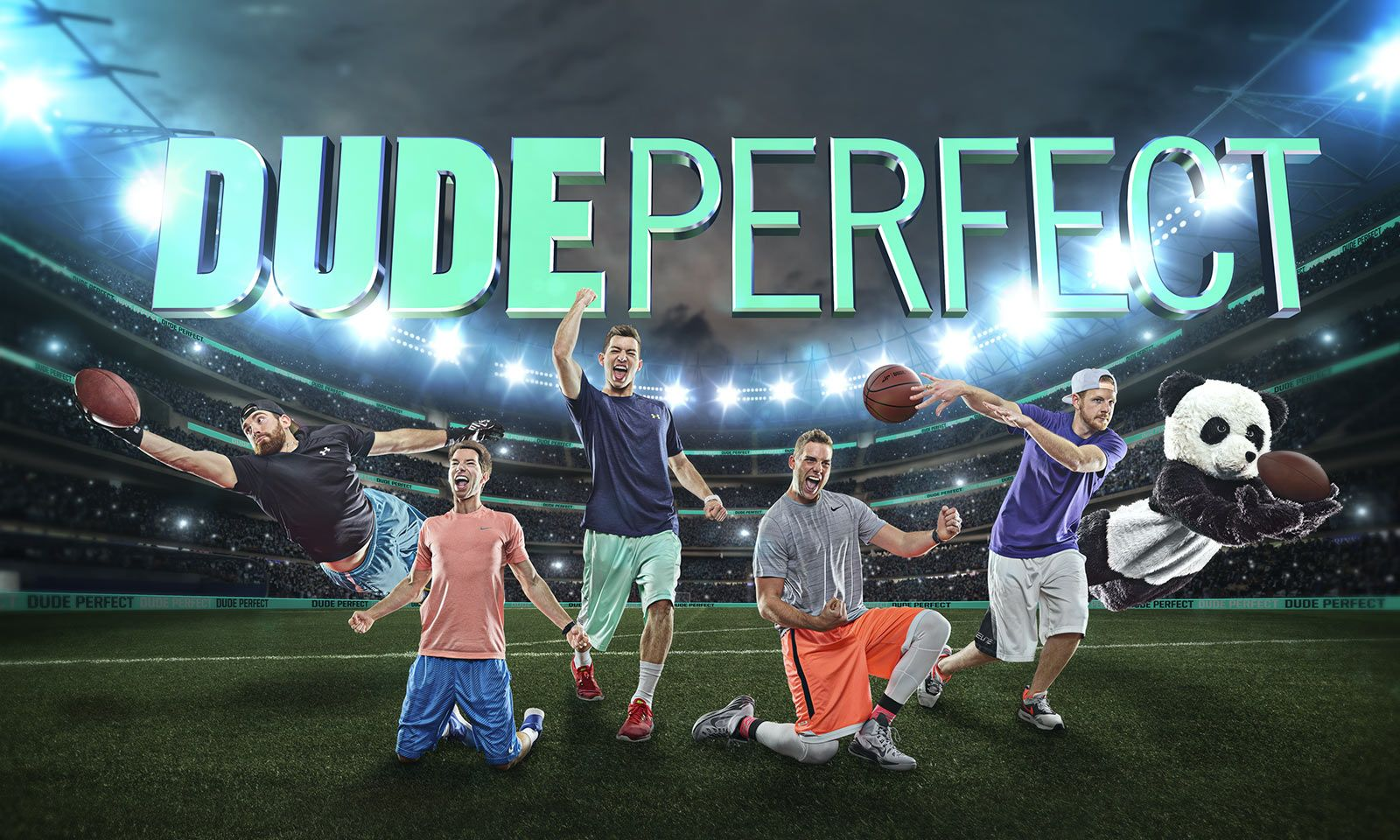 New Hope Oahu featured on the latest Dude Perfect Video | Praise ...