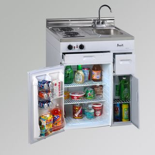 Compact Camper Kitchen Would Be Good In Remodel But I Have A