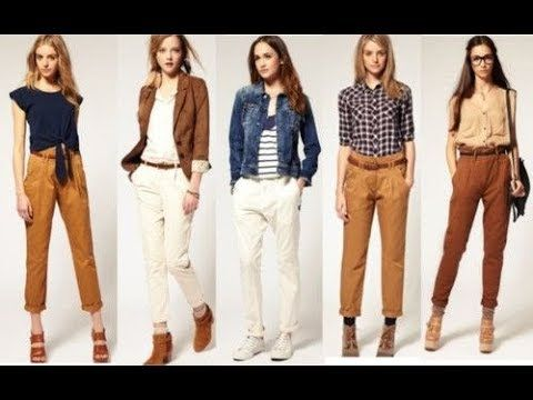 8c57835bbd27 Ways to dress smart casual - YouTube | Spring / Summer outfits in ...