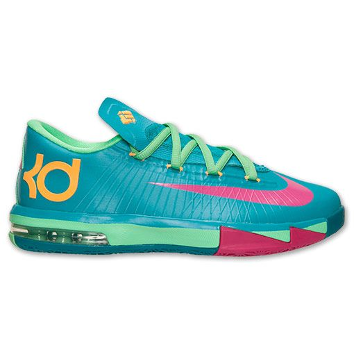 8f50976ff795 Boys  Grade School Nike KD 6 Basketball Shoes - 599477 304