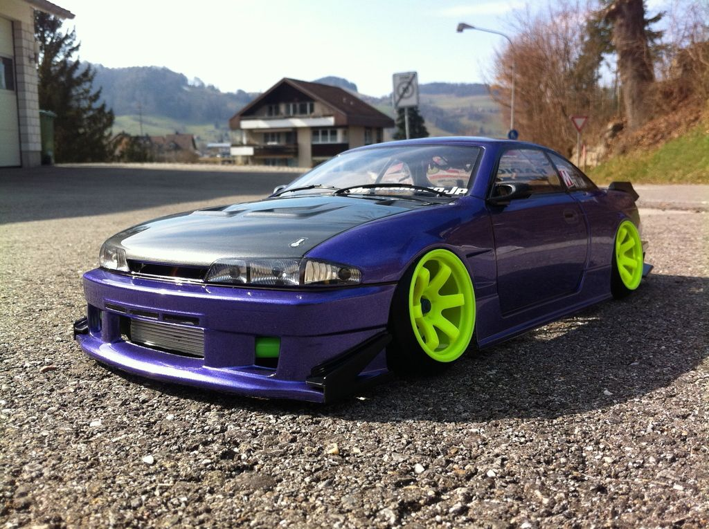 Rc Drift Car Slammed Just A Beauty As It Should Be Drift