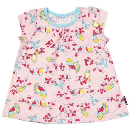 SUMMER LOVEBIRDS TUNIC (2-6YRS)