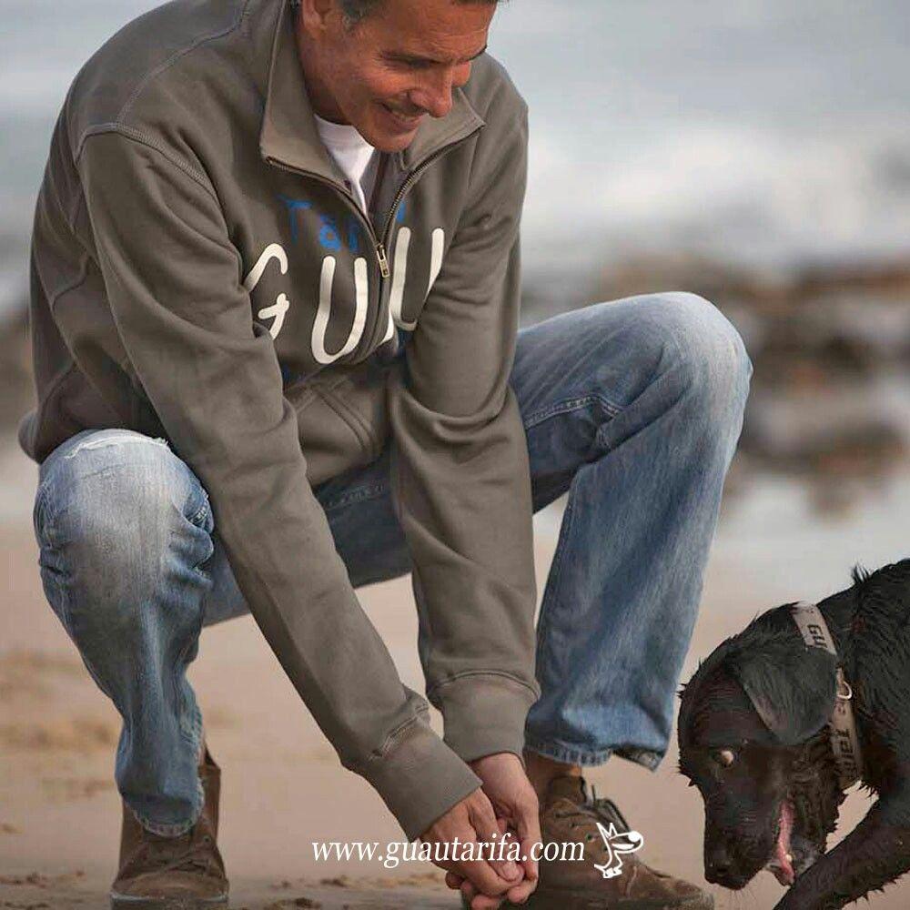 #tarifa #guautarifa #sudadera #fleece #playa #beach #perro #dog #moda #fashion  www.guautarifa.com