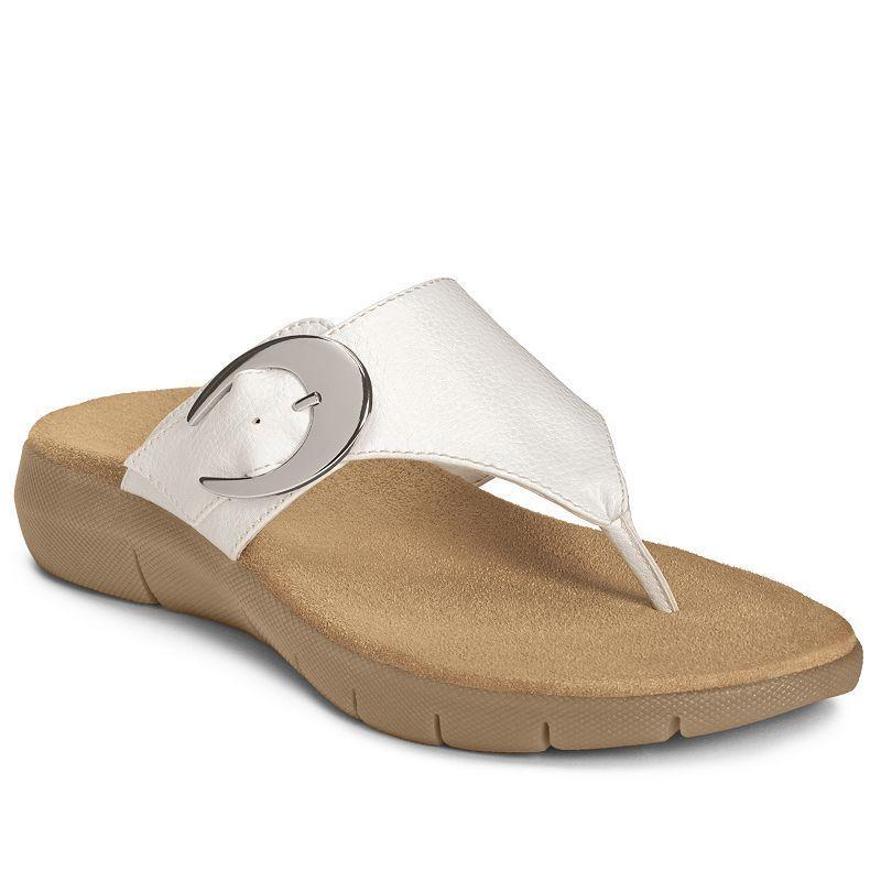 A2 by Aerosoles Wipline Thong Sandals - Women, Women's, Size: medium (