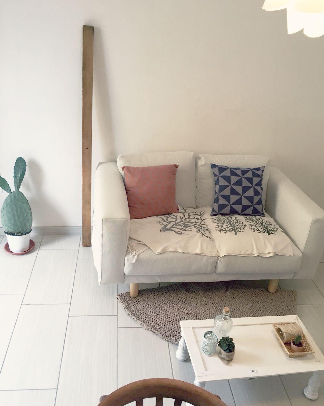 Norsborg sofa at mine @chiccacasa