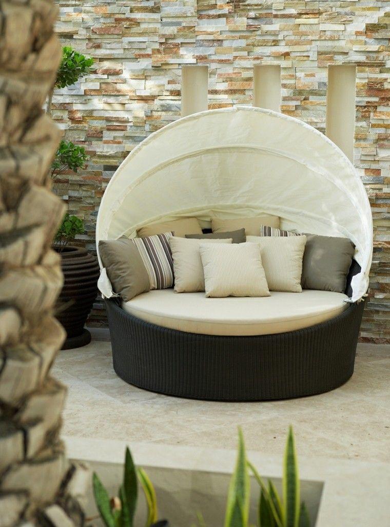 Muebles De Ratan Para Jardin