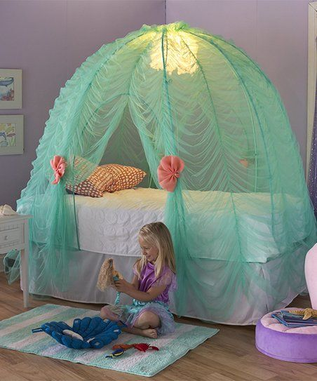 Hearthsong Blue Under Sea Bead Led Light Tent Zulily