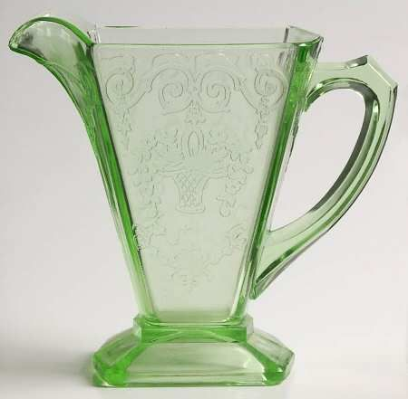Pin On Depression Glass And Other Things I Love