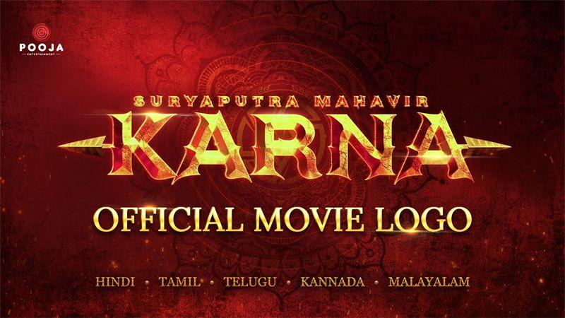 Suryaputra Mahavir Karna – Official Movie Logo