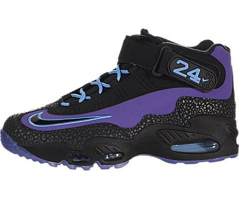 Nike Men's Air Griffey Max 1 Purple Venom/Blk/Plrzd Blue Training Shoe 10 Men US  reviews  in 2015   Pegaztrot Buyer Friend