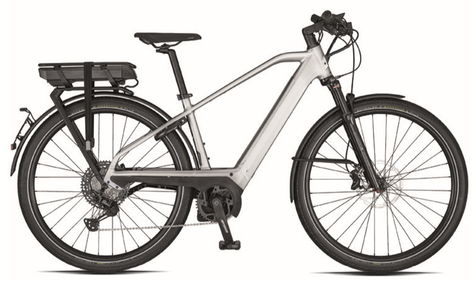 Scott Electric Silence Eride 10 Men 2020 Electric Bikes