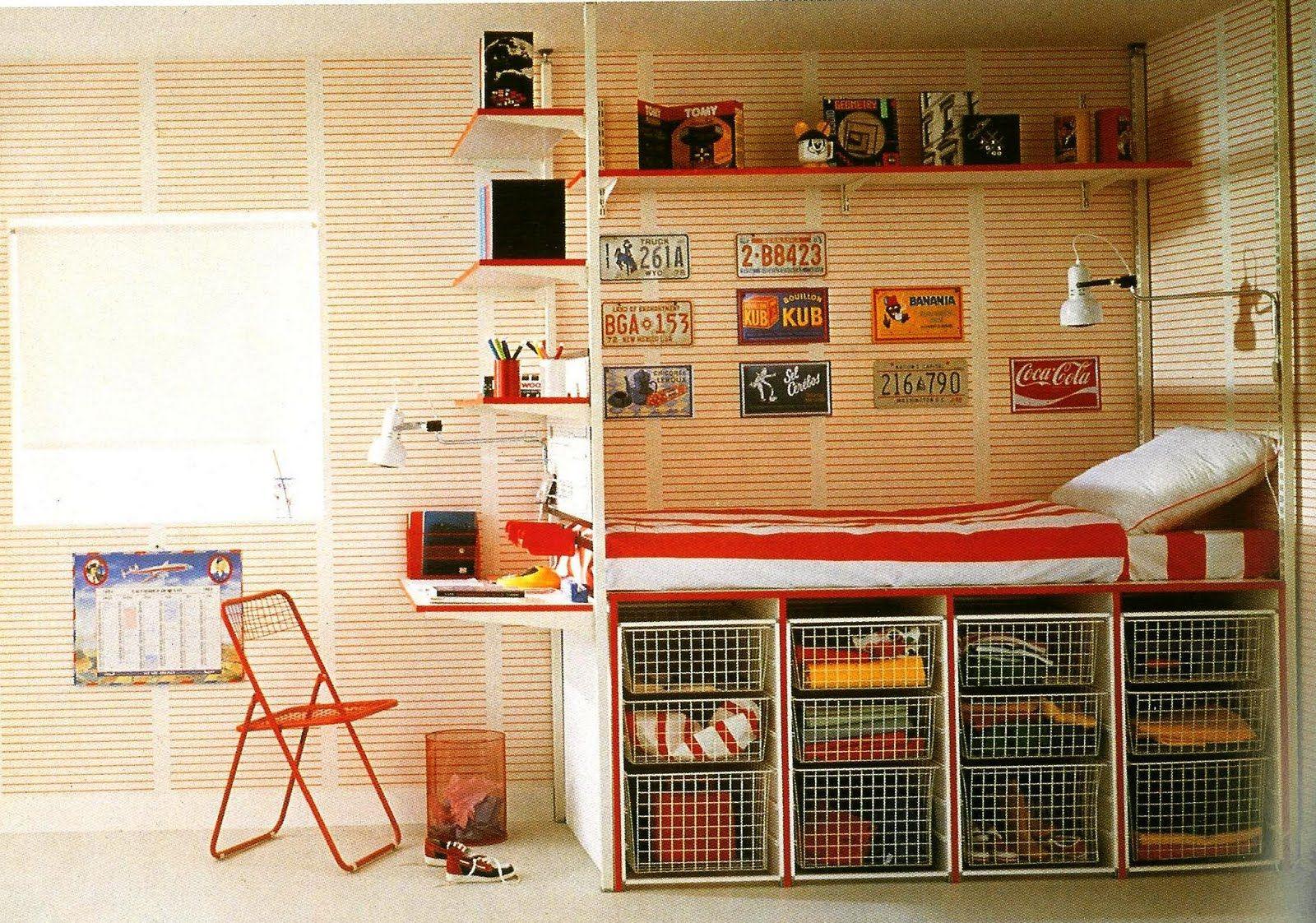 Retro Style Bedroom The Fantasy Decorator The Retro Decorator 80s Bedroom