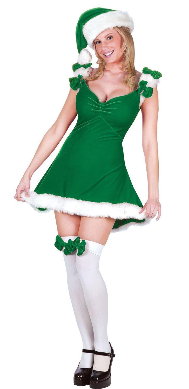Зеленый костюм эльфа купить с доставкой по Москве 53084b1f51218