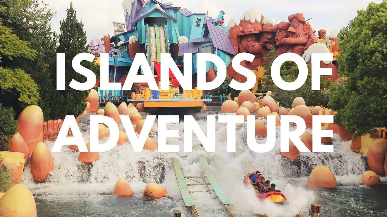 Sights And Sounds Islands Of Adventure 2018 Full Walkthrough Youtube Islands Of Adventure Universal Orlando Resort Adventure