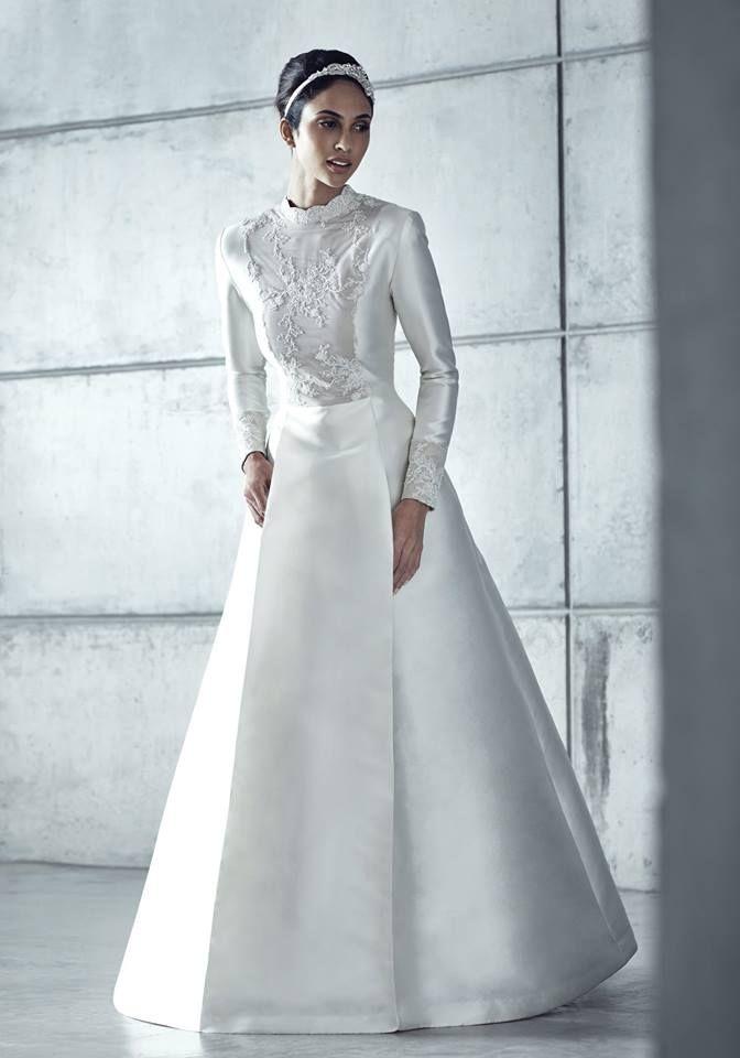 Malaysian Designer Melinda Looi\'s wedding couture #melindalooi ...