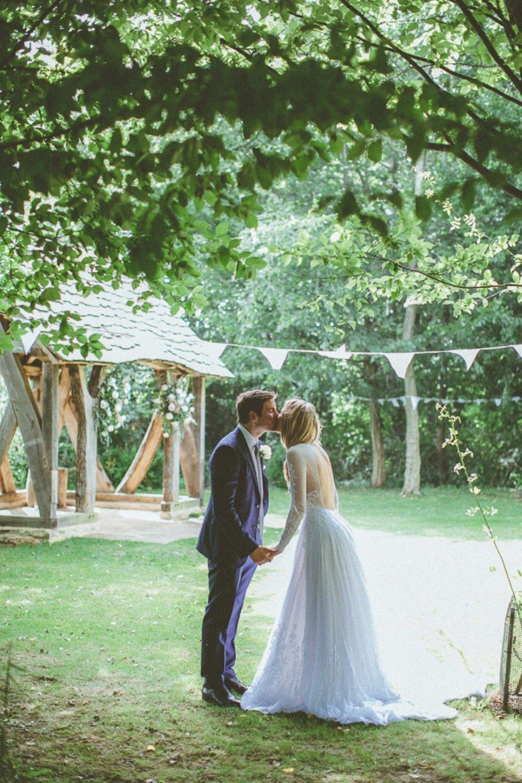 a beautiful british country garden wedding ideas british