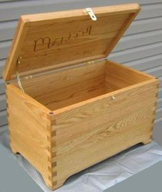 Free Wood Box Plans How To Build A Wooden Box Woodworking Plans